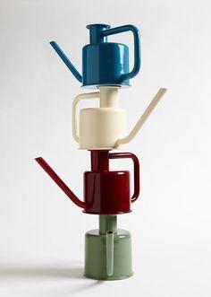 Paul Loebach + Kontextür Design Sleek Watering Can