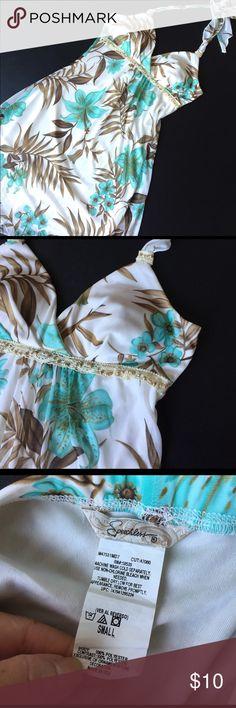 Speechless Sundress Great condition. Halter top. Padded bra. Speechless Dresses