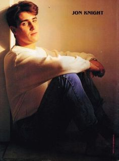 Jonathan Knight ...nobody puts Jonny in a corner.. except this photographer.