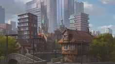 Image result for civilization beyond earth buildings