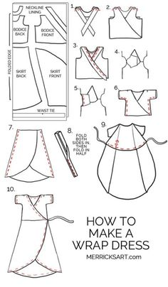 If you love sewing, then chances are you have a few fabric scraps left over. You aren't going to always have the perfect amount of fabric for a project, after all. If you've often wondered what to do with all those loose fabric scraps, we've … Dress Sewing Tutorials, Sewing Hacks, Sewing Crafts, Sewing Tips, Sewing Art, Tutorial Sewing, Sewing Basics, Sewing Desk, Leftover Fabric