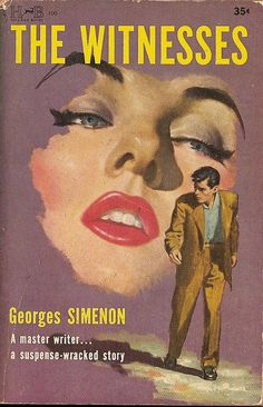 The Witnesses - George Simenon