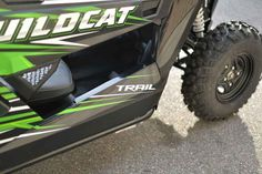 New 2017 Arctic Cat Wildcat Trail ATVs For Sale in Washington. 2017 Arctic Cat Wildcat Trail, 2017 Arctic Cat® Wildcat Trail Features may include: 700 INLINE TWIN 4-STROKE WITH EFI - 60+ HORSEPOWER This 700cc, 4-stroke, twin-cylinder engine puts out 60+ horsepower, giving this Wildcat the best power-to-weight ratio in its class. Big things do come in a small package. FOX® SHOCK DOUBLE A-ARM SUSPENSION WITH ANTI-SWAY BAR With a FOX gas-shock double A-arm front and rear suspension, this cat…