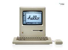 Macintosh I. Since 1984