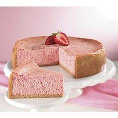 Strawberry Daiquiri Cheesecake Recipe- oh good god, yum! Cheesecake Cupcakes, Cheesecake Recipes, Dessert Recipes, Cheesecake Jars, Dessert Tray, Raspberry Cheesecake, Cranberry Muffins, Strawberry Recipes, Savoury Cake
