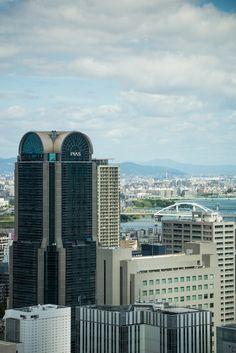 PIAS Tower (ピアスタワー) / Architect : Nikken Sekkei (設計:日建設計).