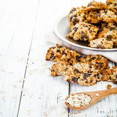 Read our recipe for Healthy Homemade Lactation Cookies, as part of Lose Baby Weight which is a safe and healthy way to lose weight after having a baby Healthy Lactation Cookies, Healthy Cookie Recipes, Lactation Recipes, Healthy Sugar, Healthy Treats, Baby Food Recipes, Healthy Eating, Kid Recipes, Food For Breastfeeding Moms