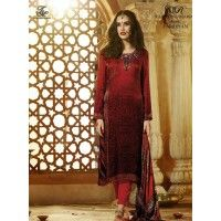 Rajdeep Ranaut  Silk Dress