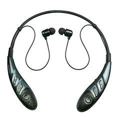 Riwbox™ H860 Wireless Bluetooth Sport Stereo Headset Flex Neck Strap Style Earphone Headphone for LG iPhone6 6s Plus iPad SAMSUNG (Grey+Black) Riwbox http://www.amazon.com/dp/B0164FQ36Y/ref=cm_sw_r_pi_dp_DQupwb1PNNYY6