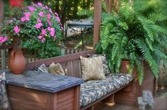 Beautiful Patio Garden Deck is nice area