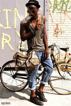Kadeem H featuring DIESEL Black And Gold Shoes - New York  http://www.diesel.com/male