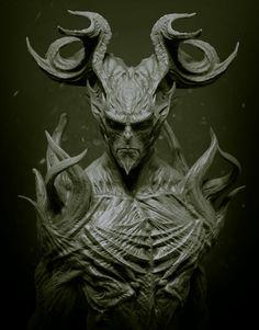 devil, funky boy on ArtStation at https://www.artstation.com/artwork/Ewqx4