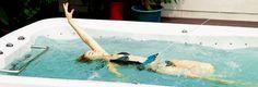 Swim Spas - AQUA-SAAR