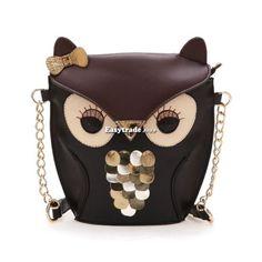 Women-Candy-Splicing-Good-Crossbody-Owl-Leather-Cover-Handbag-Outdoor-Hot-ESY1