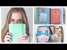 What's in my Filofax / Kikki K planner | StyleplaygroundTV - YouTube