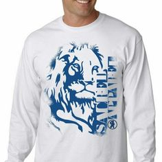 Lion of Yahudah. Get yours today. www.SacredApparel.net #LIONOFYAHUDAH
