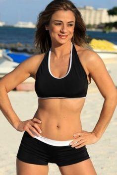UjENA-Sport-Bikini-Swimwear-Black-White-S-XL-Swimsuit-Bathing-Suit-Made-in-USA