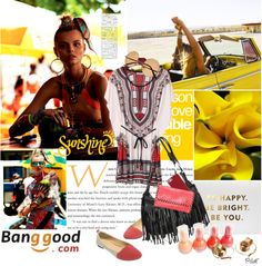 """BangGood"" by pillef on Polyvore"