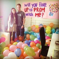 5 Ways to Ask a Date to Prom (Or Dance, Date)... WOW in my dreams