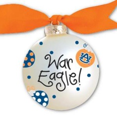 Have Yourself a Merry Little Christmas Auburn Ornament- NEW for 2011!