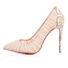 Christian Louboutin: http://www.stylemepretty.com/2016/01/31/beautiful-bridal-wedding-shoes/