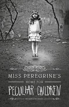 Miss Peregrines Home for Peculiar Children.....Currently reading it and enjoying it very much.