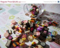 Summers End Sale Little Jar Full Of Clay Yummy by LunasSecrets, $1.80