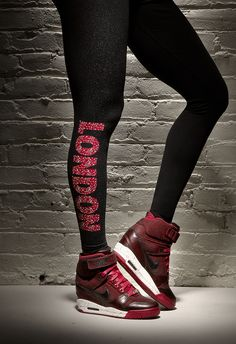 London Air Revolution Sky Hi #nike #style