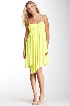 Layered Flutter Dress