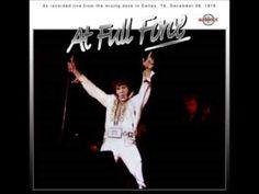 Elvis Presley - At Full Force - December 28 1976 Full Album - YouTube