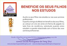 Escola Portuguesa de Feng Shui: BENEFICIE OS SEUS FILHOS NOS ESTUDOS
