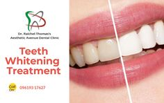 Teeth Whitening Treatment now at Aesthetic avenue dental clinic, nerul, mumbai. Dental Check Up, Oral Hygiene, Dental Care, Teeth Whitening, Mumbai, Clinic, The Cure, Tips, Tooth Bleaching