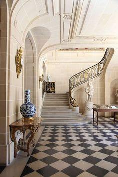 Paris, Nissim de Camondo Museum & Private Mansion, 63 Rue de Monceau, Paris VIII