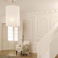 wall mouldings for hallway wall moldingmolding ideasmouldingchair - Decorative Wall Molding Designs