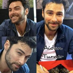 The most recent object of my swoonfections, Aidan Turner. #thehobbit #beinghuman did I mention he's Irish? :D <3<3<3