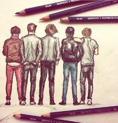 This is a Beautiful Fan drawing:) <3 One of my Faves for sure<3