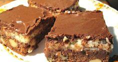 Veoma jednostavna, a tako kremasta i fina: Torta sa turskim keksom Nutella Cream Cheese, Cream Cheese Brownies, Food Cakes, Dessert Bars, Nutella Recipes, Cake Recipes, No Bake Desserts, Easy Desserts, Oreo