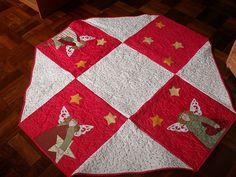 toalha de Natal 2 | Maria Consuelo Montes Ribeiro Cravo | Flickr