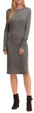 Walter Baker Trixie Long-Sleeve Cotton Dress