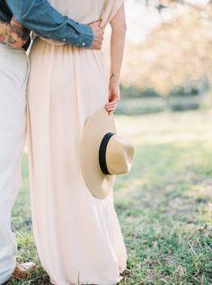 Spring Riverside Engagement Session | Wedding Sparrow | J Layne Photography