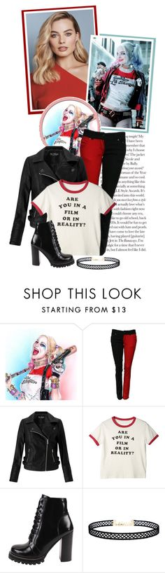 """""""I may be bad, but i'm perfectly good at it"""" by nika-love ❤ liked on Polyvore featuring jared, Miss Selfridge, Jeffrey Campbell, LULUS, modern and BotFH"""