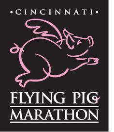 501f4a8881f 2019 Flying Pig Marathon Printable Training Calendar ~ The Vegan Zebra  Flying Pig Marathon, First
