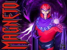 Magneto Cosplay by Trinity All-Stars - photo by: © Doug Stidham Photography