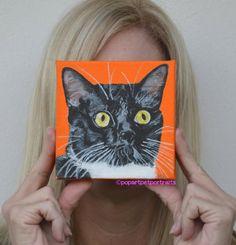 cat painting *cat love*