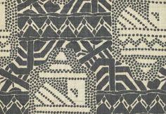 Fabric swatch, 1923