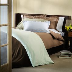 This hypoallergenic down alternative comforter features a 230 thread count microfiber shell to keep warmth in without being weighed down. The durable quality of both items allows incredible softness to last with each wash.