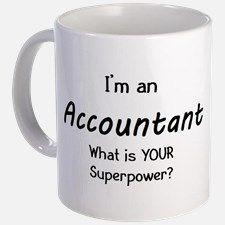 accountant Mug for