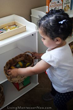 Introducing Montessori Rules and Routines to a Toddler - LivingMontessoriNow.com