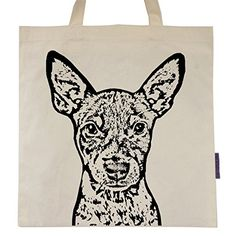 Follow the link to see this product on Amazon! @amazon dog #dogs #dogstuff #dogpin #pet #pets #animals #animal #fun #buy #shop #shopping #sale #gift #dogowner #dogmom #dogdad #fashion #style #tote #bag #bags #totebag #totebags #accessory #accessories #drawing #rat #terrier #black