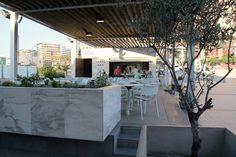 EVM_Bluefin 03 #arquitectura #architecture #kiosco #terraza #marmol #marble